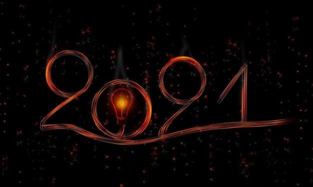 Nouvelle année 2021
